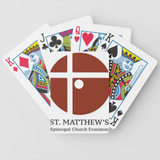 St. Matthew's Products Bicycle Playing Cards