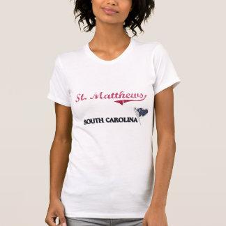 St. Matthews South Carolina City Classic T-shirt