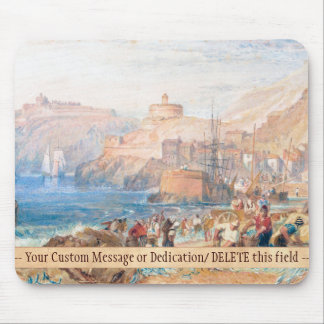 St. Mawes, Cornwall Joseph Mallord William Turner Mouse Pads