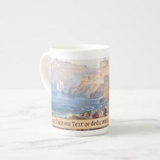 St. Mawes, Cornwall Joseph Mallord William Turner Bone China Mug