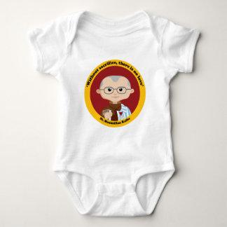 St. Maximilian Kolbe Baby Bodysuit