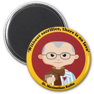 St. Maximilian Kolbe Magnet