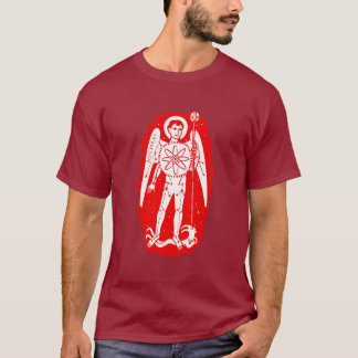 St. Michael, Archangel of the Atom T-Shirt