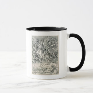 St. Michael Battling with the Dragon Mug