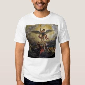 St. Michael defeats the Devil T Shirt