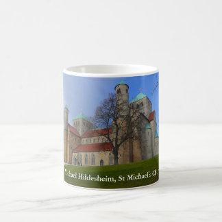 St. Michael Hildesheim, St Michael's Church Basic White Mug