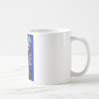 St.Michael in Stained Glass Mug
