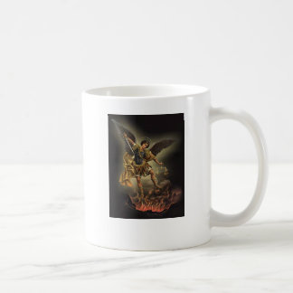 St. Michael Basic White Mug