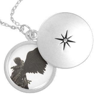 St. Michael Necklace Locket