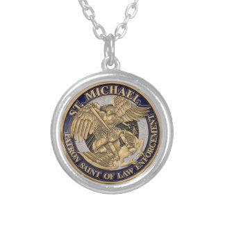 St Michael necklace
