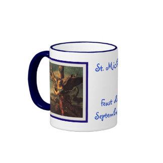 St. Michael Ringer Mug