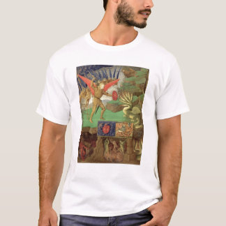 St. Michael Slaying the Dragon T-Shirt