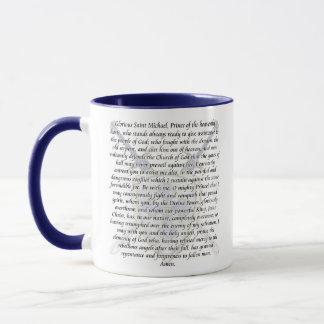 St Michael - Swords and Shield Mug