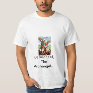 st. Michael the Arch angel T-Shirt