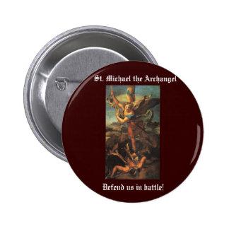 St. Michael the Archangel Pin