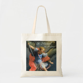 St. Michael the Archangel Tote Budget Tote Bag