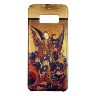 St. Michael Vanquishing Devil as Medieval Knight Case-Mate Samsung Galaxy S8 Case
