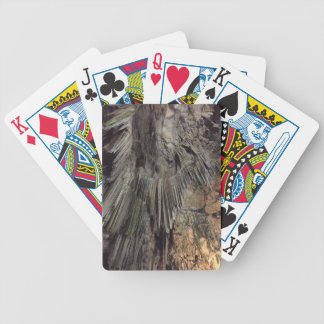 St Michael's Cave Bicycle Playing Cards