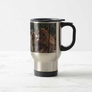 St Michael's Cave Travel Mug