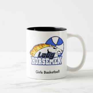 St. Michaels Lady Horsemen Mug