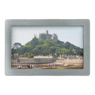 St Michael's Mount Castle, England 2 Belt Buckle
