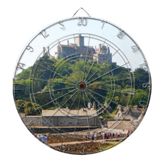 St Michael's Mount Castle, England 2 Dartboard