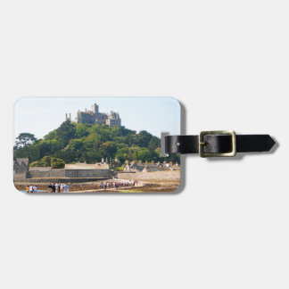St Michael's Mount Castle, England 2 Luggage Tag