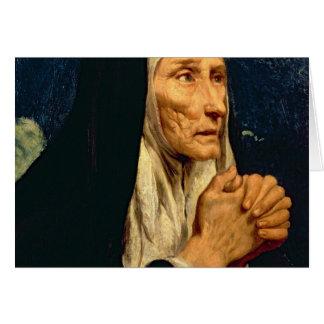 St. Monica Card