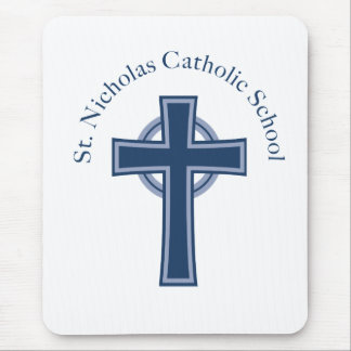 St. Nicholas Catholic School Mouse Pad