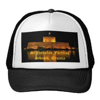 St Nicholas Fortress - Šibenik, Croatia Cap