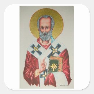 St Nicholas Stickers