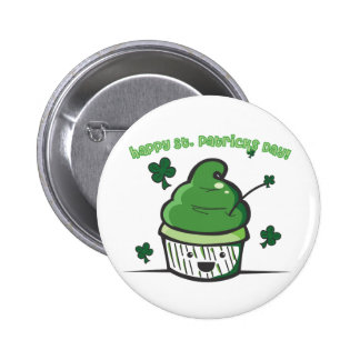 St Paddy s Day Button