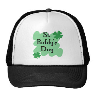 St Paddy's Day Hats