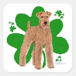 St Paddys Day Sticker