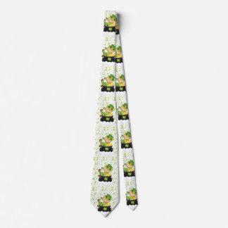 St Paddy's Leprechaun Tie