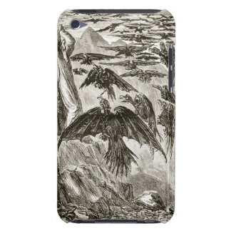 St. Patrick and the demon birds, from 'The Trias T iPod Case-Mate Case