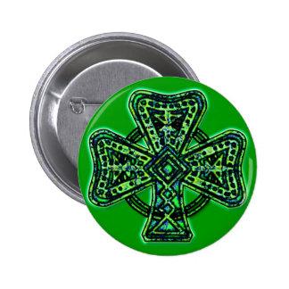 St Patrick Button