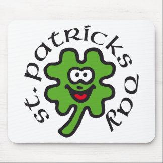 st Patrick day Mousepad