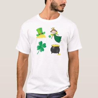 St. Patrick icons T-Shirt