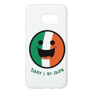 St Patrick Irish Flag, DIYHappy  Smiley Face