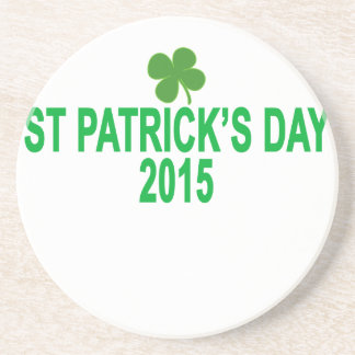 st patrick´s day 2015 T-Shirts '.png Drink Coasters