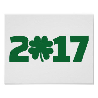St. Patrick's day 2017 Poster