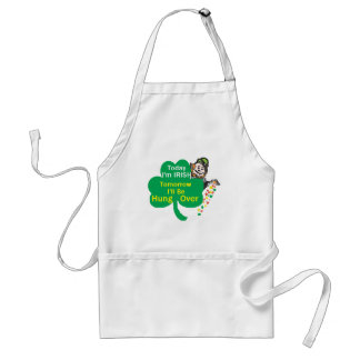 St Patrick s Day Aprons