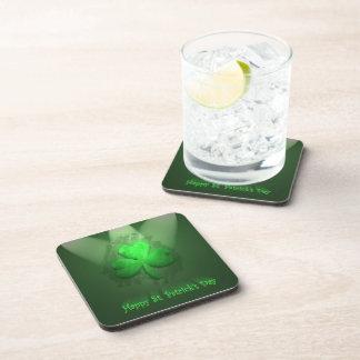 St Patrick s Day Beverage Coasters