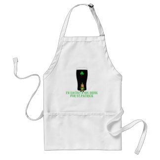 St Patrick s Day drinking Aprons