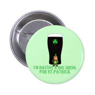 St Patrick s Day drinking Pins