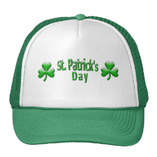 St. Patrick's Day - Feast of Saint Patrick Cap