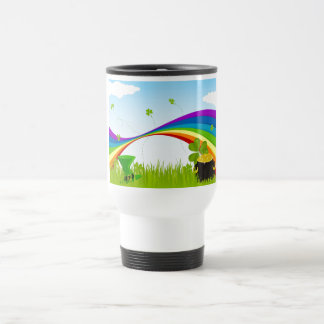 St Patrick s Day Landscape Coffee Mugs