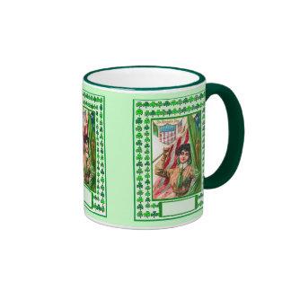 St Patrick s Day parade Coffee Mugs