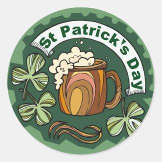 St Patrick s Day Sticker